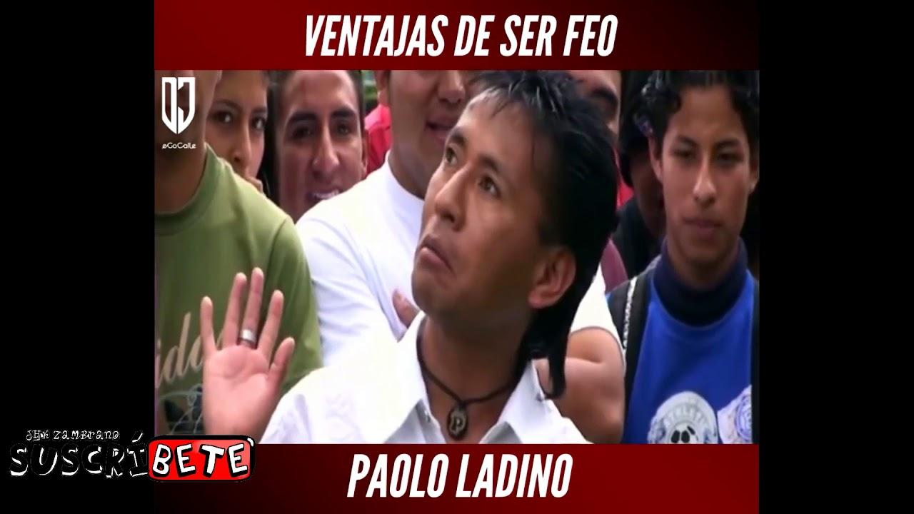Recopilación de los mejores chistes de Paolo ladino 2017 Septiembre .