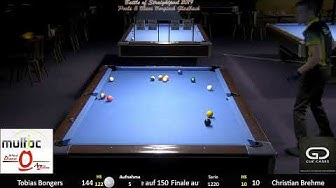 Battle Of Straightpool 2019 Pools & Blues Bergisch Gladbach