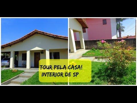 Tour pela casa - Interior de São Paulo | House Tour