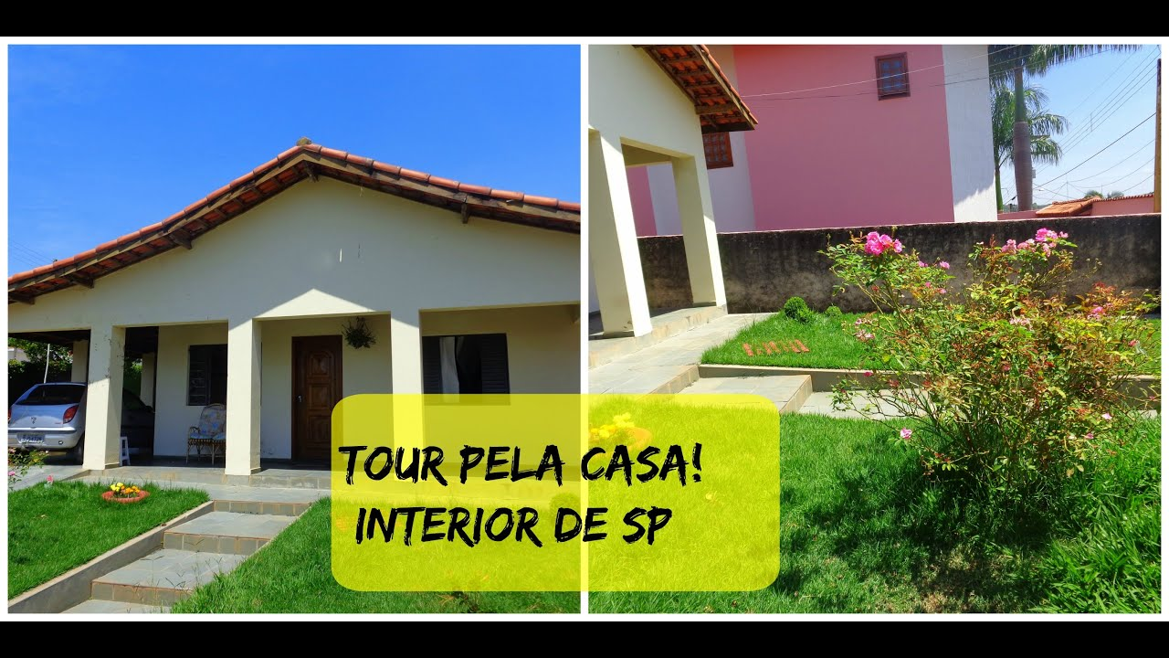 Tour pela casa interior de s o paulo house tour youtube for Casa interior