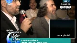 iMSAK & SABAH NAMAZI VAKTi - KONYA TV