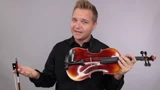 Fiddlershop Full Size Violin (No. VN119)