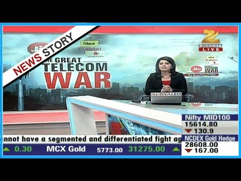 Panel Discussion | The Great telecom war of Reliance Jio, Part-I