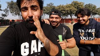 When You-tubers Play Cricket | Flying Beast
