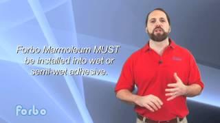 Forbo Marmoleum Adhesive Instructions
