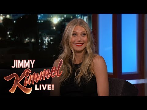 Download Youtube: Gwyneth Paltrow Reveals How She Broke Her Foot