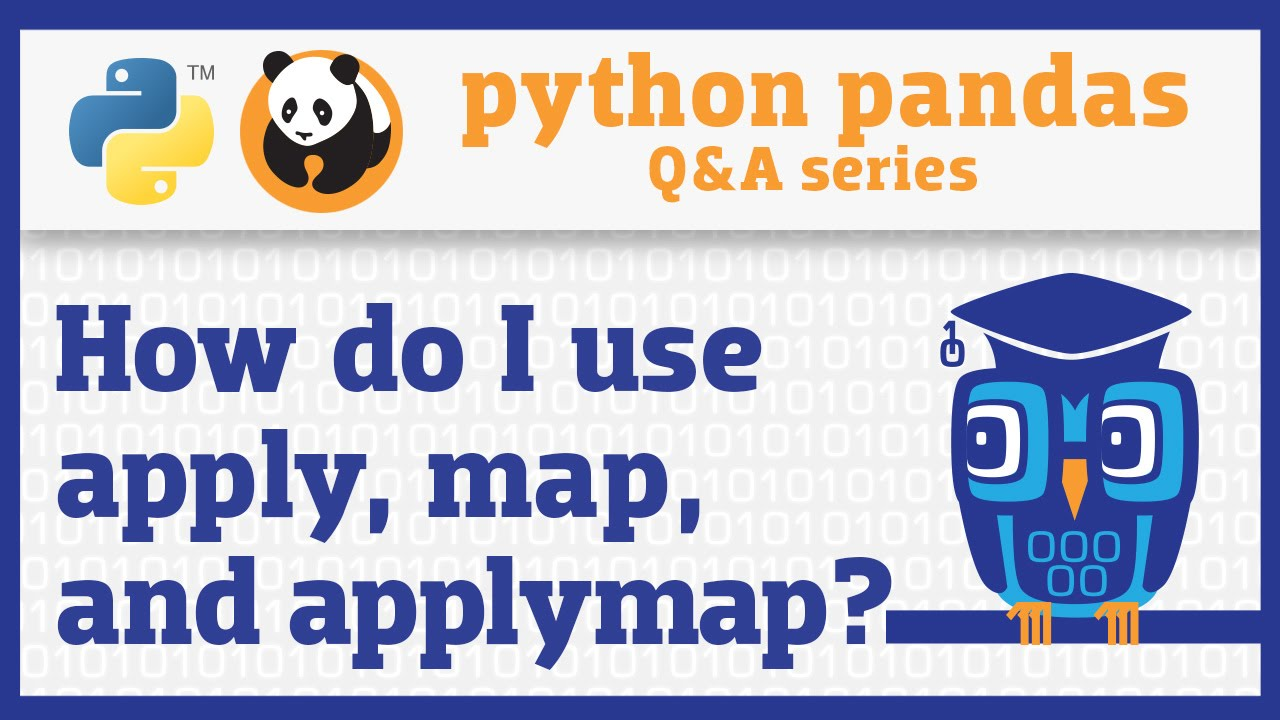 How do I apply a function to a pandas Series or DataFrame?
