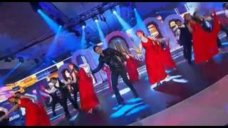 noor e khuda shahrukh khan performance at zeecine awards 2011   YouTube