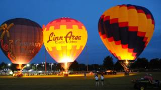 Tanager Summer Fest & Hot Air Balloon Glow 2015