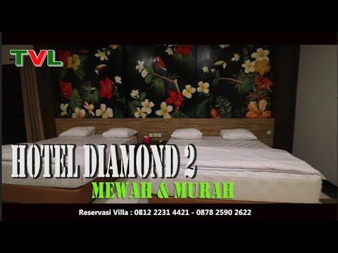 AVL 12 Kamar - Hotel Diamond 2 Lembang ( Hotel Villa & Penginapan Di Lembang Bandung )