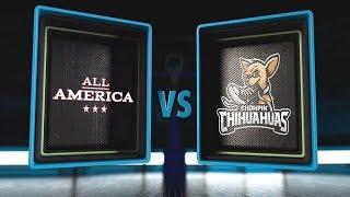 3BALL USA Showcase | Day 1: Game 4 | Team All America vs. Chompin' Chihuahuas