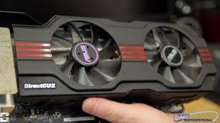 ASUS GeForce GTX 680 DirectCU II TOP 2GB Video Card Unboxing & Benchmarks