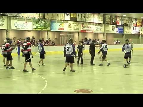 Montreal Nationals vs Patriotes de Longueuil July 13 2013