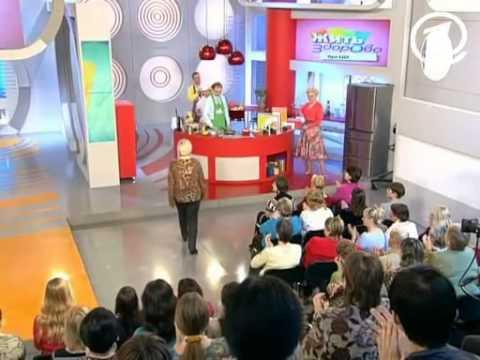Программа «Жить Здорово» от 13 января 2011 г.