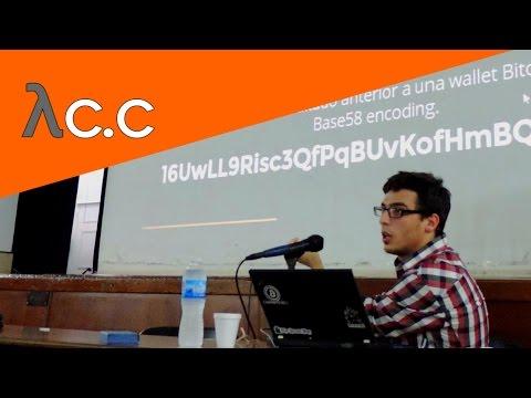 Maximiliano Cañellas   Bitcoin en profundidad: Un viaje criptográfico