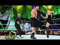 WWE December 2019 _Brock Lesnar Vs Cain Velasquez Full Match_At Crown Jewels 2019_WWE Replay