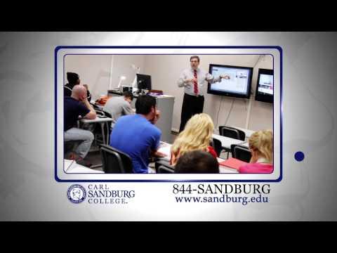 Carl Sandburg College - Business Mgt/Administration :30 Spot