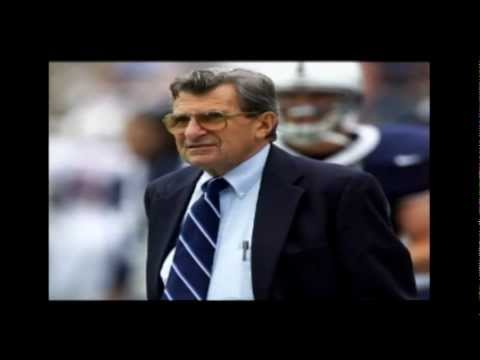 Should Joe Paterno Be Fired?