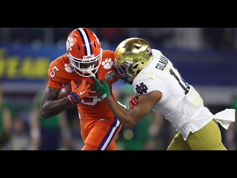 Notre Dame Cotton Bowl postgame player reaction: Alohi GIlman