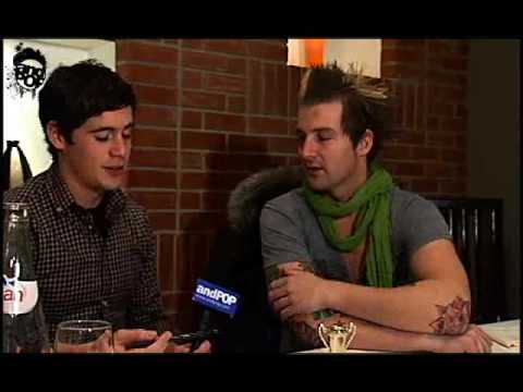 Secondhand Serenade Interview on andPOP