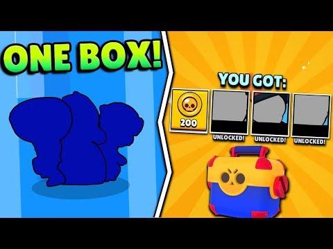 OMG! 3 NEW BRAWLERS IN ONE MEGA BOX! BEST MEGA BOX EVER IN BRAWL STARS! LUCKIEST BRAWL BOX OPENING!