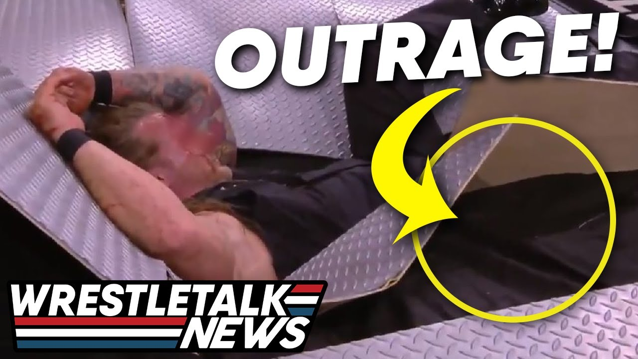 Fan FURY At AEW Blood & Guts! AEW Dynamite Review | WrestleTalk