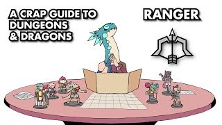 A Crap Guide to D&D [5th Edition] - Ranger