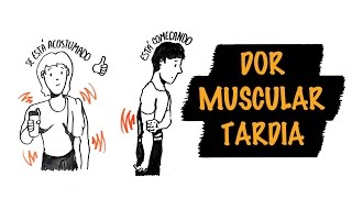Muscular como exercício do a parar dor
