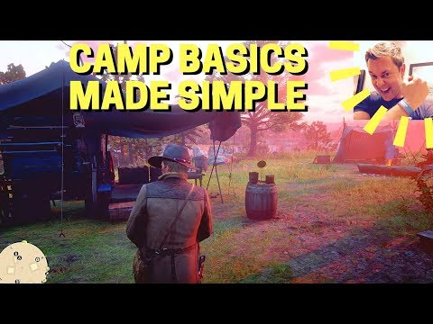 Red Dead Redemption 2: Camp Basics Guide Made Simple (Ledger, Contribute & Donations Explained) thumbnail