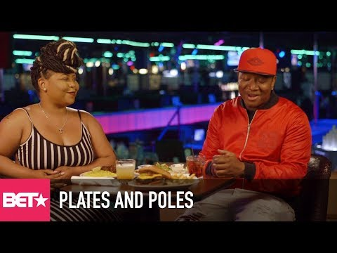 Plates And Poles Episode 3 feat Yung Joc  Shekinah And Yung Joc Sample The 420 Burger