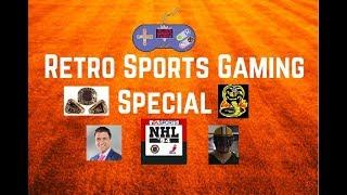 Retro Sports Gaming Special - NHL 94 - Arda Ocal - Kingraph - Angryjay93 - TroyGBLAN