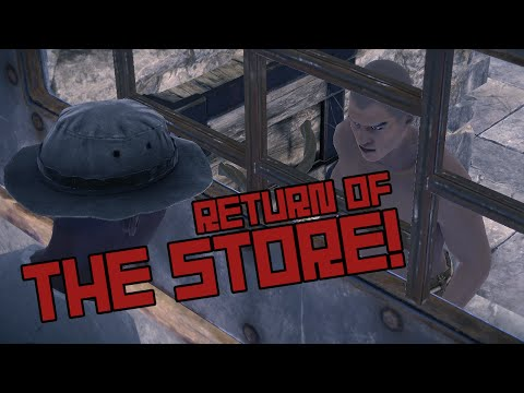 Rust - RETURN OF THE GENERAL STORE!
