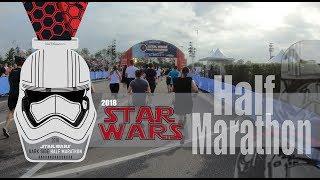 2018 Star Wars Half Marathon - Walt Disney World