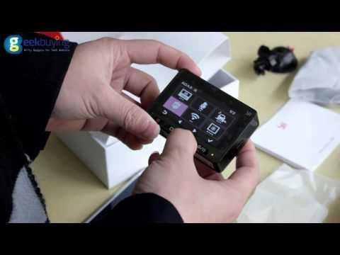 Xiaomi Yi Smart Car DVR Dash CamHands On
