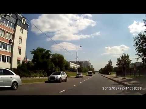 Найдите место для разворота?! Экзаменационный маршрут Северное Бутово. ГИБДД на Варшавке.