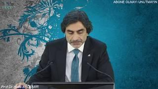 05.04.2019  7– A'RAF Suresi    12 - 6  Prof. Dr. Halis Aydemir  Hece Derneği canlı-yayın