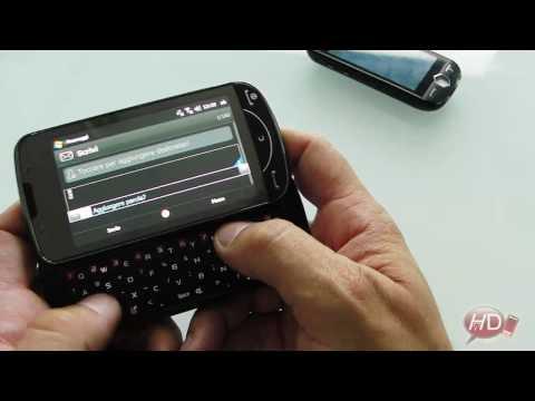 Samsung OMNIA PRO prima recensione ITALIANO