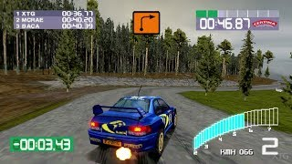 Colin McRae Rally 2.0 PS1 Gameplay HD (ePSXe)