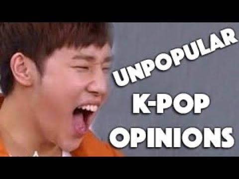 Unpopular KPop Opinions