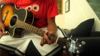 Lil Wayne How to Love Guitar Tutorial for Beginners