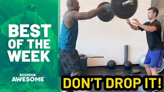 Best of the Week: Balance Tricks, Soccer Skills & More | People Are Awesome