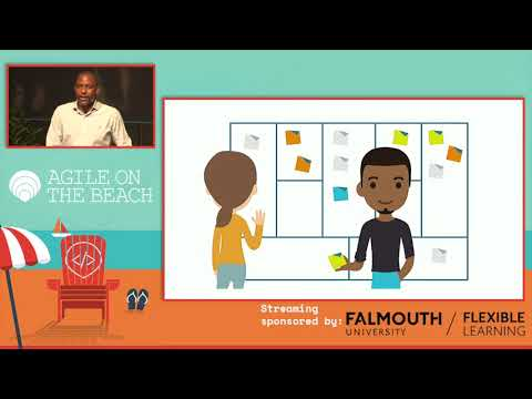 Innovation Is A Wicked Problem - Dr Tendayi Viki, Agile on the Beach 2019