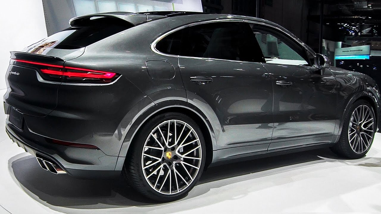 2020 Porsche Cayenne: Coupe Version, Design, Specs >> Porsche Cayenne Coupe 2020 Walkaround