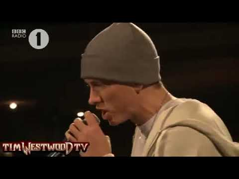 Eminem freestyle with Tim West...