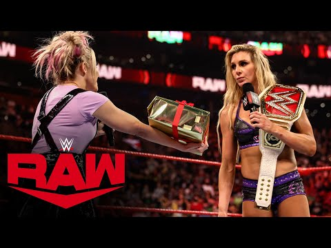 Alexa Bliss gifts Charlotte Flair her very own doll: Raw, Sept. 13, 2021