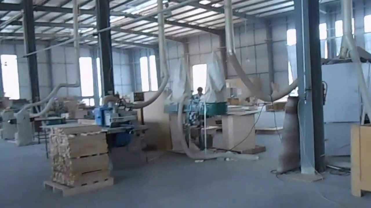 Cabinet Factory Visit - YouTube