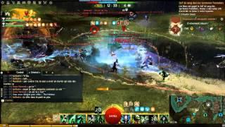 [aZm] aZm VS TAG mini-fight