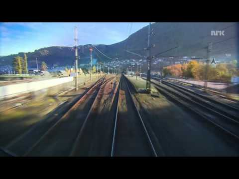 Cabride in Norway - Bergen to Oslo