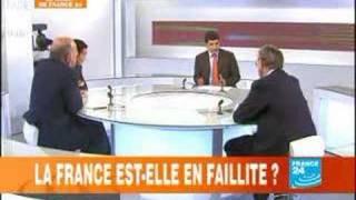 FRANCE24-FR-Debat-La France est elle en faillite?