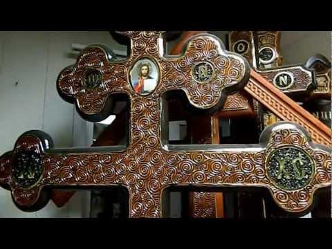 Кресты на могилу деревянные - Похоронный Дом ХЭЛП